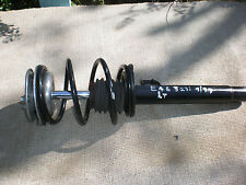 BMW E46 323i SACHS front left strut w/ coil spring OEM #31311096853 10/98-9/01