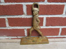 Virginia Metal Crafters soldier door stop / bookend