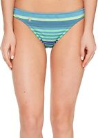 Polo Ralph Lauren 168748 Womens Hipster Bikini Bottom Turquoise Size Small