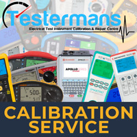 Martindale PAT Tester Calibration Service - With Various Service Level Options
