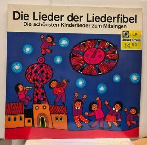 LP Die Lieder der Liederfibel - Die schönsten Kinderlieder zum Mitsingen