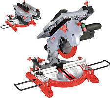 Troncatrice veloce per legno Valex TLS210B doppio piano lavoro 210 mm 1200W