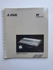 ATARI ST Computer Owners Manual