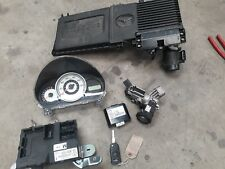Mazda 2 DE 1.3 2010 ECU and Clock Set - Mazda 2 DE ECU Set
