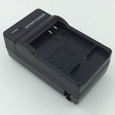AC DMW-BCE10PP BCE10 Battery Charger fit PANASONIC Lumix DMC-FS3 FS5 FX35 FX55