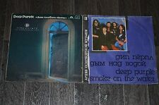 Deep Purple-Smoke on the water / The house of blue light 2 LP