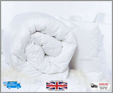 New Luxury 100% Pure Hungarian Goose Down Duvets Quilt All Sizes Togs Available