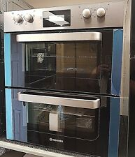 HOOVER HDO707X BUILT UNDER DOUBLE TOUCH CONTROL OVEN, BRAND NEW
