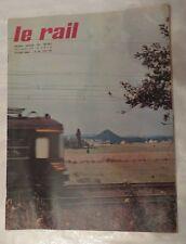 Le rail SNCB – n°128 avril 1967