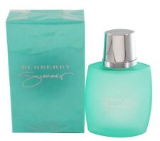 Burberry Summer By Burberrys 2013 EDT 3.3/3.4 oz Spray For Men New In  Box