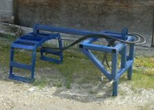 Plans To Make A Hydraulic Log Grapple For Cat 0 Or 1 3pt Hitch Tractor Mounted