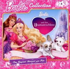 CD * BARBIE COLLECTION - CD 8 - DIAMANTSCHLOSS # NEU OVP &