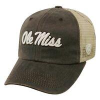Ole Miss Rebels NCAA TOW Liberty Real Tree Camo Snapback Hat