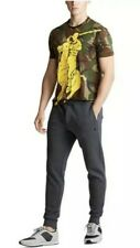 NWT RALPH LAUREN POLO SPORT PERFORMANCE CAMOUFLAGE SHIRT BIG PONY LOGO SZ MEDIUM