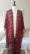 Beautiful Boho Chic Kimono by Umgee size medium /large,NWT