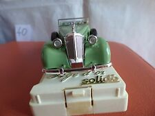 Vintage Solido France 4037 '37 Packard Super Eight 1:43 Detailed Diecast Toy Car