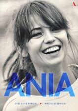 Ania. Biografia Anny Przybylskiej Grzegorz Kubicki, polish book, polska ksiazka