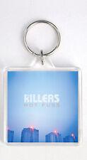 THE KILLERS HOT FUSS 2004 LP COVER KEYRING LLAVERO