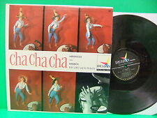 Pupi Lopez Orchestra Cha Cha Cha Merengues Mambos 1957 Cute Girl Cover Design 31