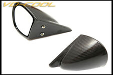 Real Carbon Side Mirror set For Subaru Impreza GC8 S201 STI