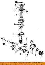 CHRYSLER OEM Front Suspension-Strut Bumper 4449064