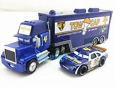 1:55 Metal Toys Disney Pixar Cars&Truck #4 Truck +Tow Cap