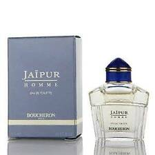 * Jaipur Homme* Boucheron mini Perfume / cologne* 5 ml * EDT splash M - NIB