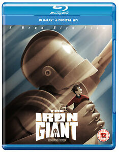 The Iron Giant [2016] (Blu-ray) Harry Connick Jr., Jennifer Aniston