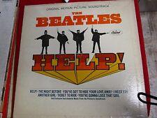 THE BEATLES Help! LP EX! Mono MAS-2386 vinyl record