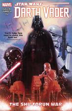 Star Wars-Darth Vader: el Shu-Torun-Guerra (Hardcover/hc) - Comic-productos nuevos