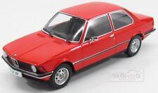Bmw 3-Series 318 (E21) 2-Door 1975 Red KK Scale 1:18 KK180041 Model