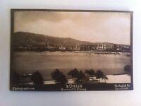 Foto Suisse Zurigo Wharf Mit Uetliberg 1897 Photoglob Co