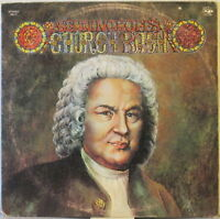 BENNINGHOFF Church Bach LP Rock-Classical Fusion – Promo Copy, benninghoff's