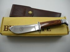 VINTAGE 1989 CUSTOM CLUB BUCK 103 SKINNER KNIFE IN BOX NEVER USED