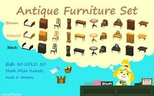 FULL Antique Furniture Set+All colors+Gifts(Online) 💕