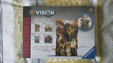 Transformers Ravensburger 4S Vision 3D Puzzle New Sealed Freepost