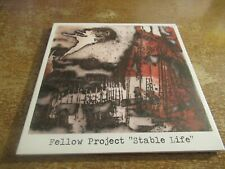 Fellow Project Stable Life CD Alternative/Indie