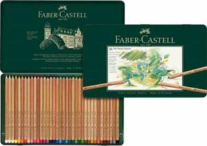 Faber Castell Pitt Matite Pastello 36 Colore Teglia Set