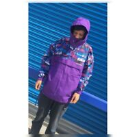 + Ellis Brigham Jacket purple Retro 90s vintage coat festival ski winter 29:13