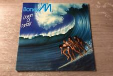 Boney M ‎Oceans of fantasy Vinyl LP Hansa ‎German Cover-Poster