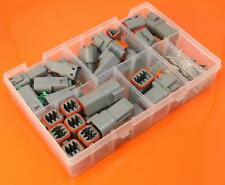 Genuine Deutsch DT Series Assorted Electrical Connector Box Set - 228 Pieces