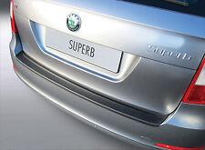 Ladekantenschutz SKODA SUPERB II KOMBI Facelift RGM PASSGENAU VOLL Abkantung