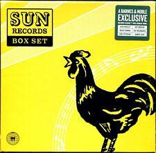 SUN RECORDS 45 RPM BOX SET NOS FACTORY SEALED COLLECTORS EDITION, L.E.