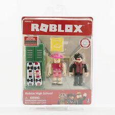ROBLOX High School Game Figure Pack Series 1 Toy & Exclusive Item Code