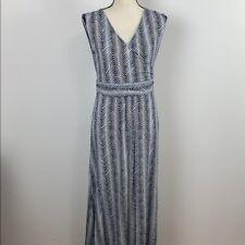 Talbots Sleeveless Maxi Dress Size MP