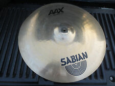 "SAbian AAX 21"" Stage Ride Drum Cymbal"