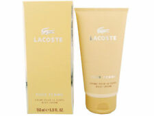 Lacoste Pour Femme for Women by Lacoste Body Cream 5.0 oz / 150 ml - New in Box