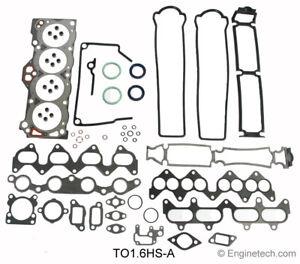Enginetech Engine Cylinder Head Gasket Set TO1.6HS-A