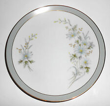 Noritake Porcelain China Michelle 6021 w/Gold Salad Plate