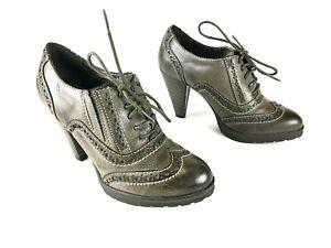 Graceland Boots Damen Budapester Stiefeletten Stiefel EUR 36 #QA1 315